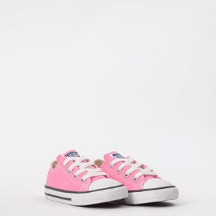Tênis Converse All Star Kids CT As Core Ox Rosa CK00010006