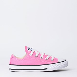 Tênis Converse All Star Kids CT As Core Ox Rosa CK00020006 Rosa