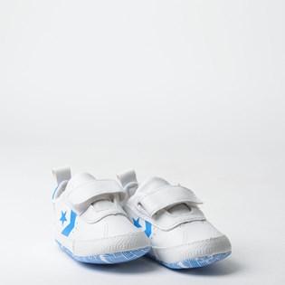 Tênis Converse Breakpoint Crib Kids Branco Azul Celeste CK06570002