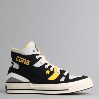 Tênis Converse Chuck 70 E260 Hi Black Laser Orange Photon Dust 167055C