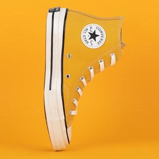 Tênis Converse Chuck 70 Hi Amarelo Ouro CT09550001