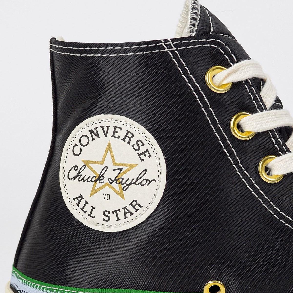 Tênis Converse Chuck 70 Hi Breaking Down Barriers Capitols Black 167057C