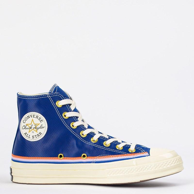 Tênis Converse Chuck 70 Hi Breaking Down Barriers Knicks Rush Blue 166815C