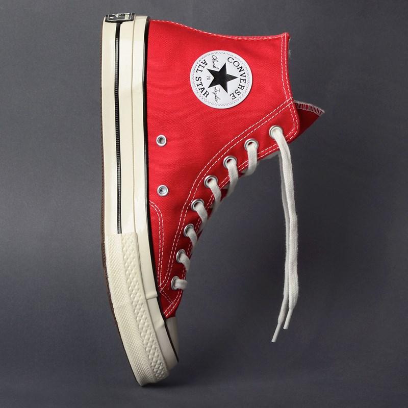 Tênis Converse Chuck 70 Hi Enamel Red 164944C