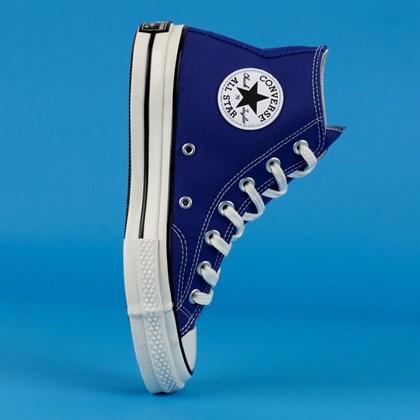 Tênis Converse Chuck 70 Hi Seasonal Azul Anil CT14550009