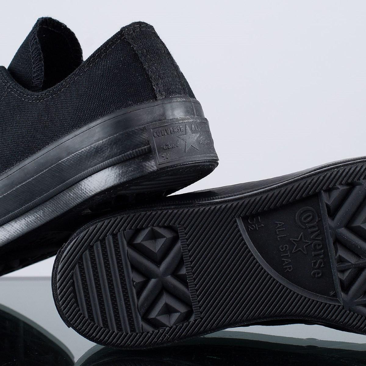 Tênis Converse Chuck 70 Mono Color Ox Black Almost Black 168929C