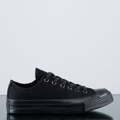 Tênis Converse Chuck 70 Mono Color Ox Black Almost Black 168929C