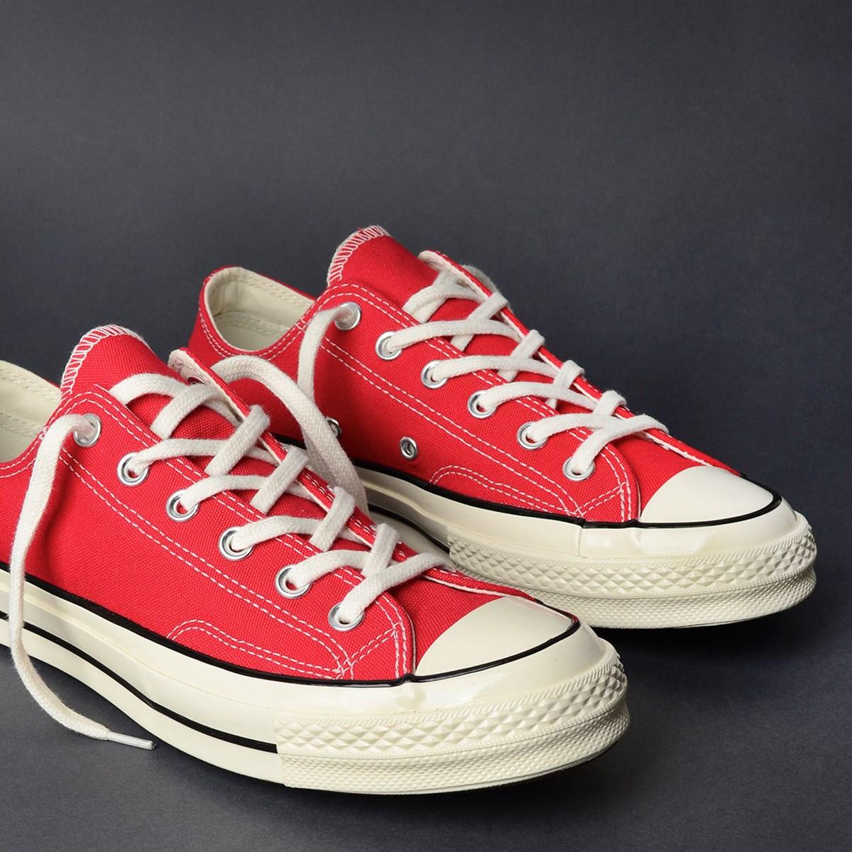 Tênis Converse Chuck 70 Ox Enamel Red 164949C