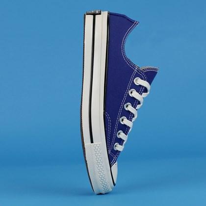 Tênis Converse Chuck 70 Ox Seasonal Azul Anil CT14560009