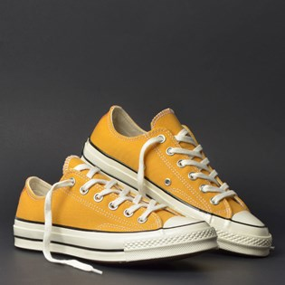 Tênis Converse Chuck 70 Ox Sunflower Black 162063C