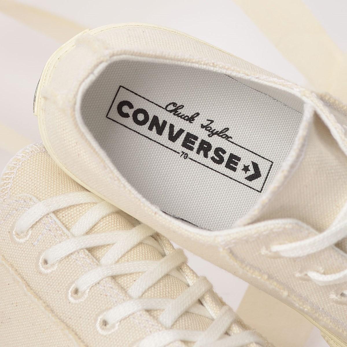 Tênis Converse Chuck 70 Renew Ox Egret Natural 167750C