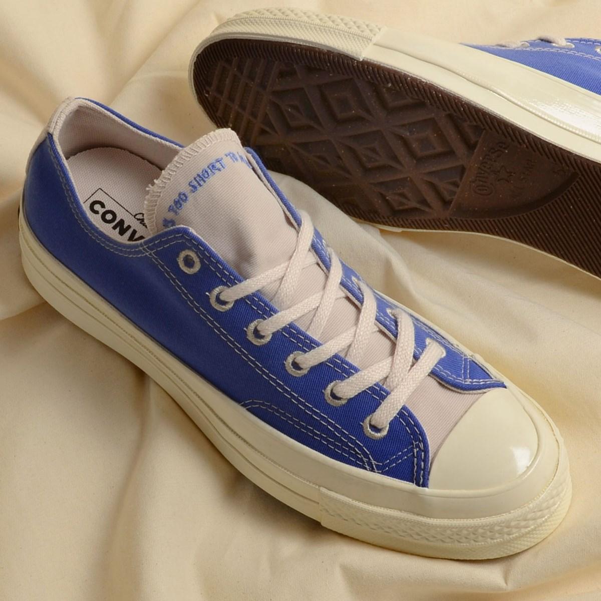 Tênis Converse Chuck 70 Renew Ox Ozone Blue 165422C