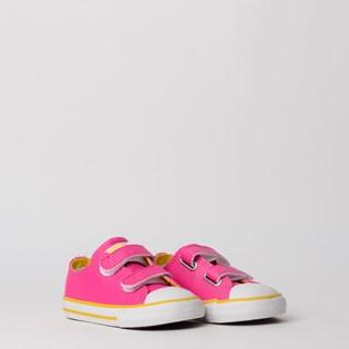 Tênis Converse Chuck Taylor All Star 2V Kids Pink Fluor CK07680002