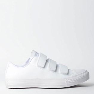 Tênis Converse Chuck Taylor All Star 3V Branco Branco CT09840002