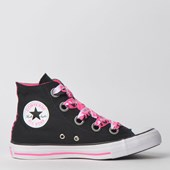 Tênis Converse Chuck Taylor All Star Big Eyelet Hi Preto CT11890001