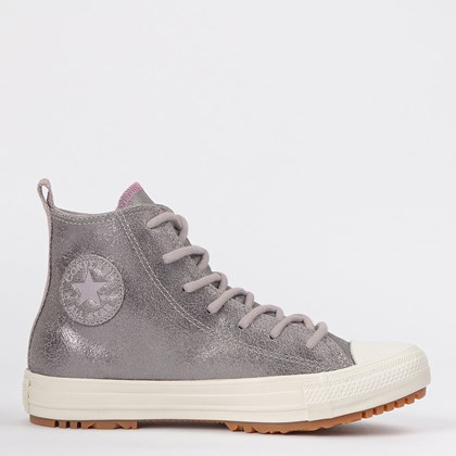 Tênis Converse Chuck Taylor All Star Boot Cinza Ametista CT13940002