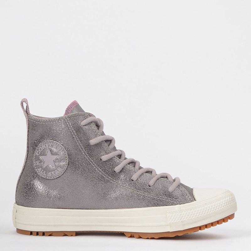 Tênis Converse Chuck Taylor All Star Boot Cinza Ametista CT13940002