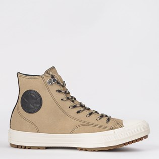 Tênis Converse Chuck Taylor All Star Boot Hi Caqui CT14130002