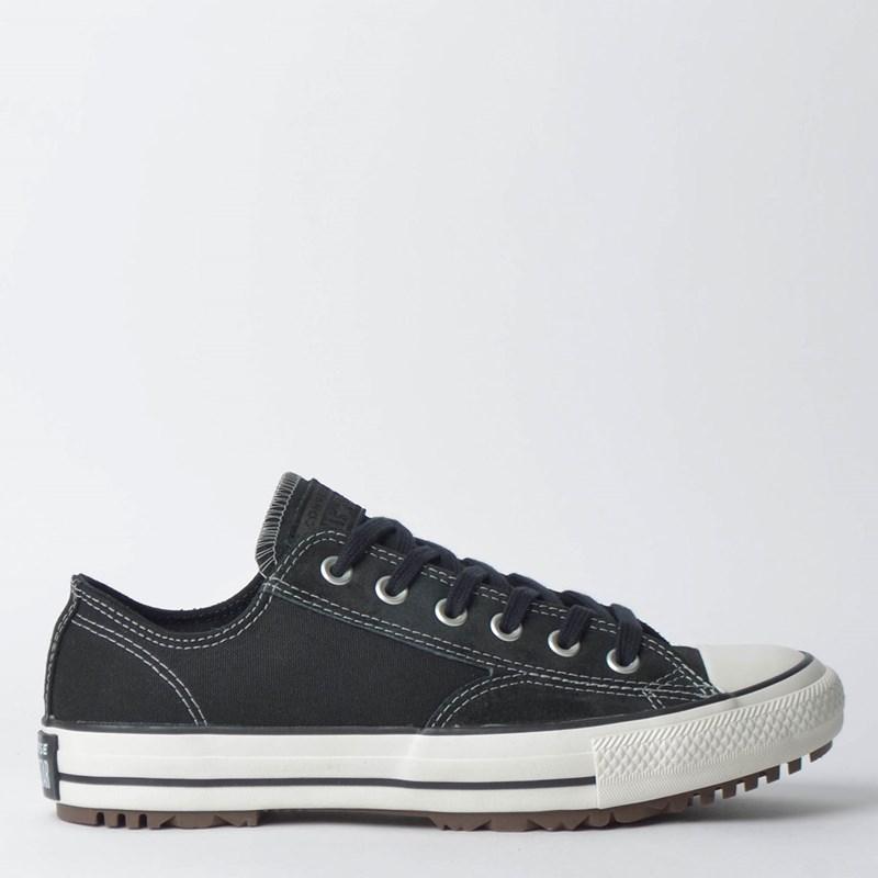 Tênis Converse Chuck Taylor All Star Boot Ox Preto Preto Amendoa CT11770003