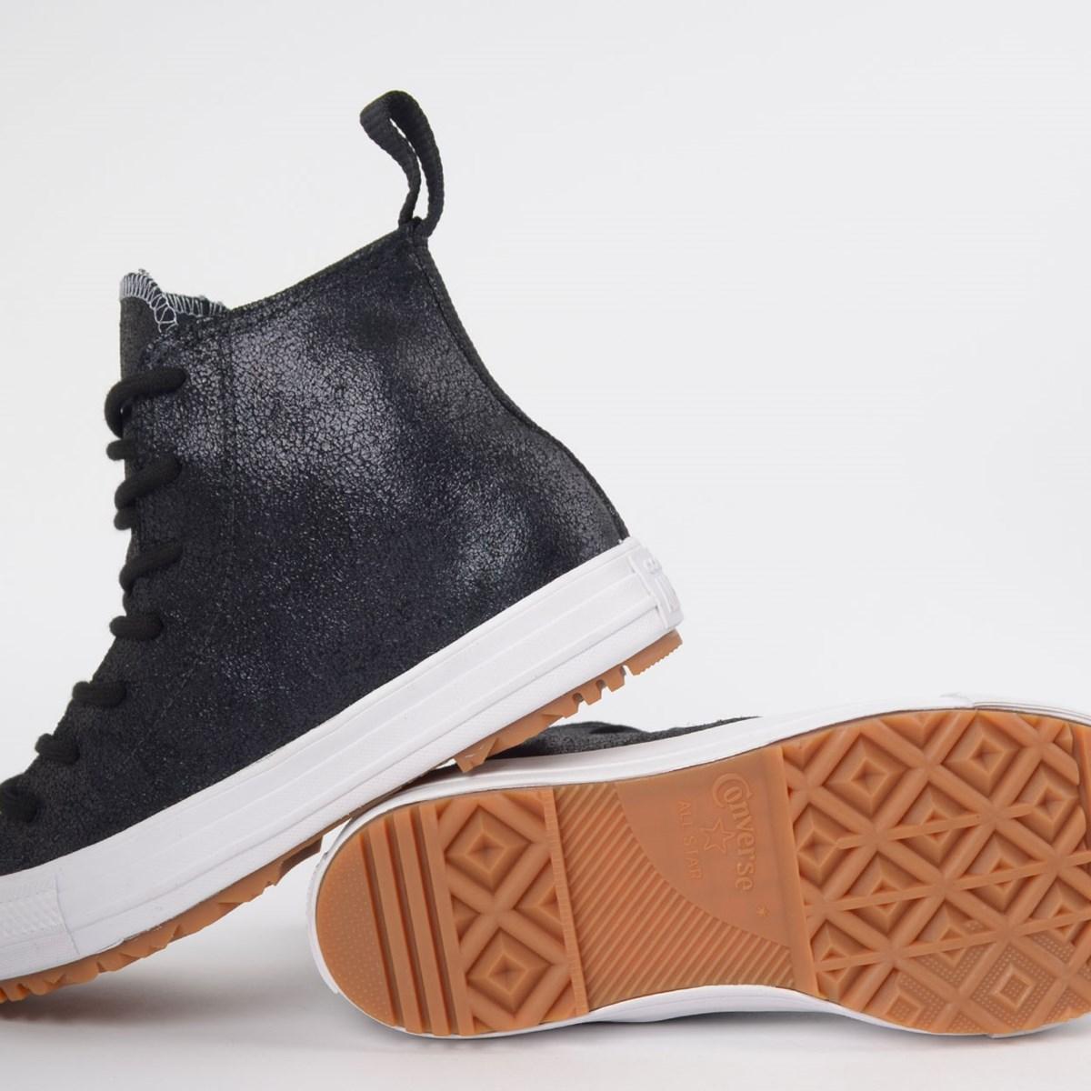 Tênis Converse Chuck Taylor All Star Boot Preto Lilas CT13940001