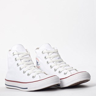 Tênis Converse Chuck Taylor All Star Core Hi Branco CT00040001