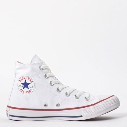 Tênis Converse Chuck Taylor All Star Core Hi Branco CT00040001