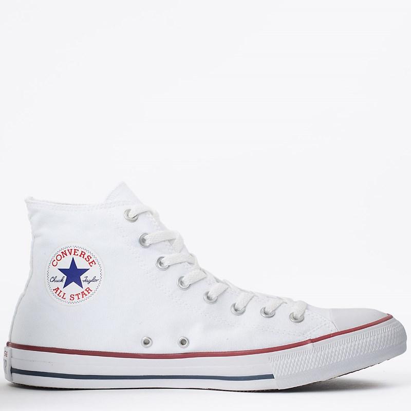 8f05a26e06 Tênis Converse Chuck Taylor All Star Core Hi Branco CT00060001 ...