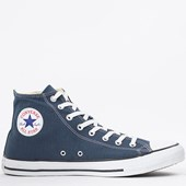 Tênis Converse Chuck Taylor All Star Core Hi Marinho CT00060003