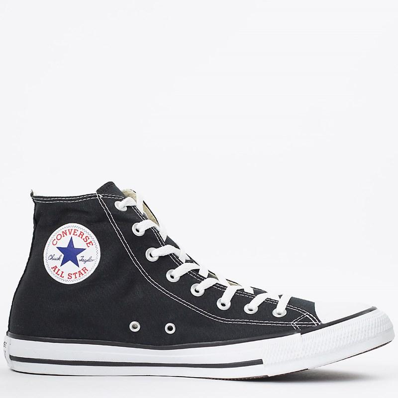 Tênis Converse Chuck Taylor All Star Core Hi Preto CT00060002