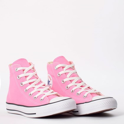 Tênis Converse Chuck Taylor All Star Core Hi Rosa CT00040006