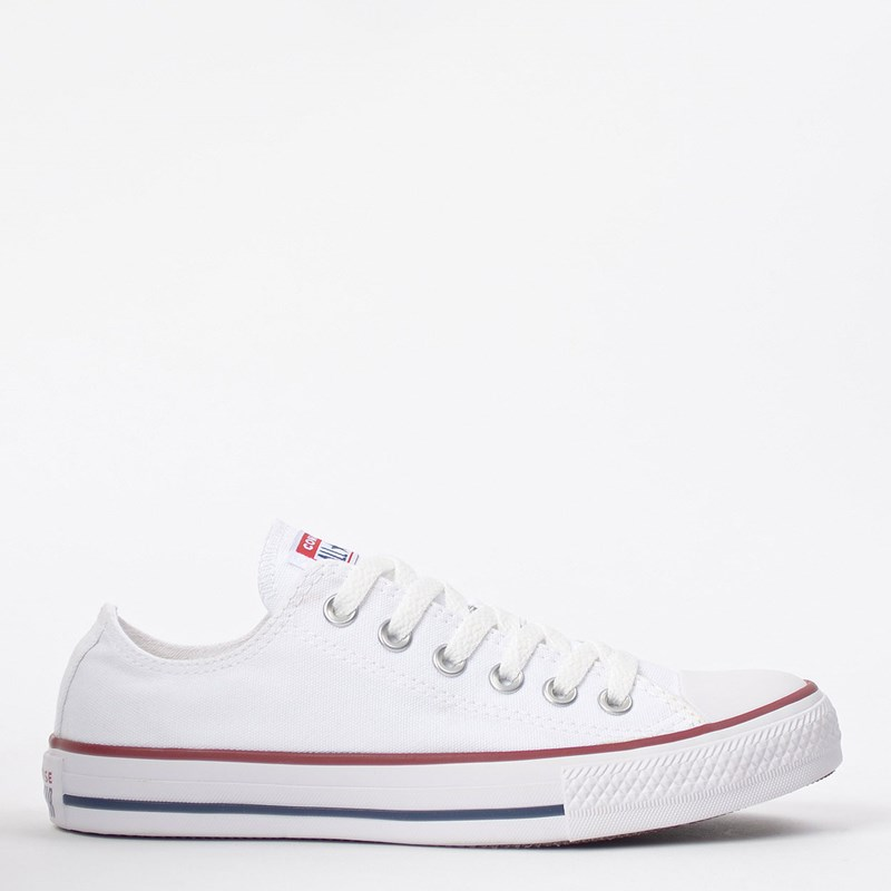 Tênis Converse Chuck Taylor All Star Core Ox Branco CT00010001