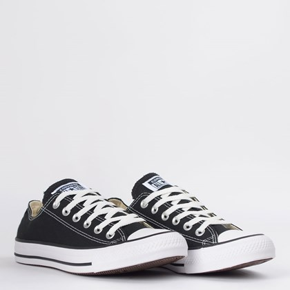 Tênis Converse Chuck Taylor All Star Core Ox Preto CT00010002