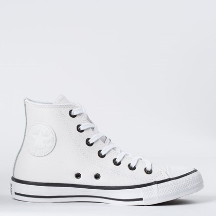 Tênis Converse Chuck Taylor All Star European Hi Branco CT04490001