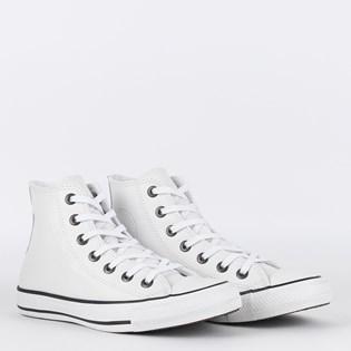 Tênis Converse Chuck Taylor All Star European Hi Branco CT0449001