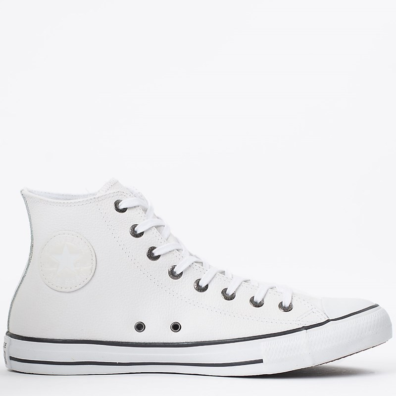 Tênis Converse Chuck Taylor All Star European Hi Branco CT06060001