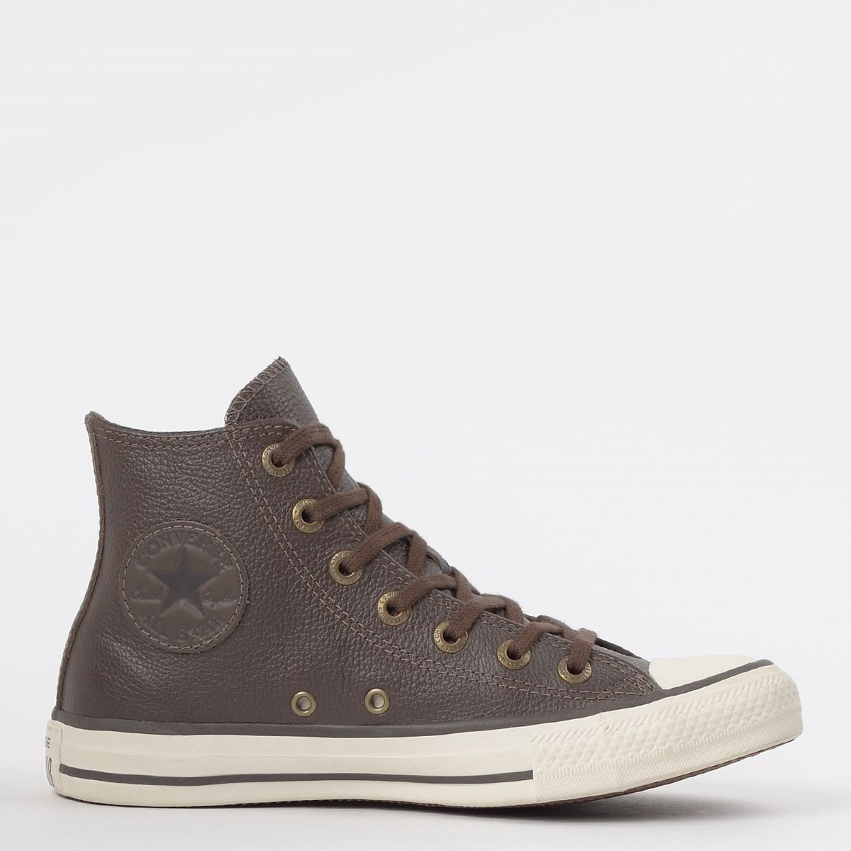Tênis Converse Chuck Taylor All Star European Hi Chocolate CT04490003
