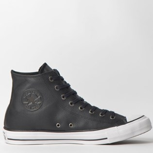Tênis Converse Chuck Taylor All Star European Hi Preto Branco CT06060002