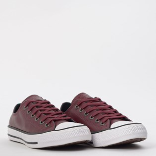 Tênis Converse Chuck Taylor All Star European Ox Borgonha CT04480004