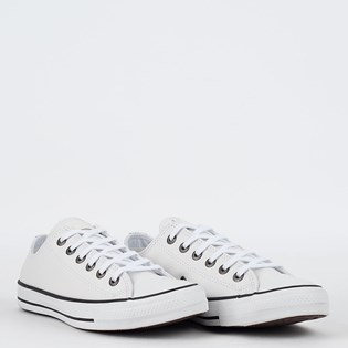 Tênis Converse Chuck Taylor All Star European Ox Branco CT04480001