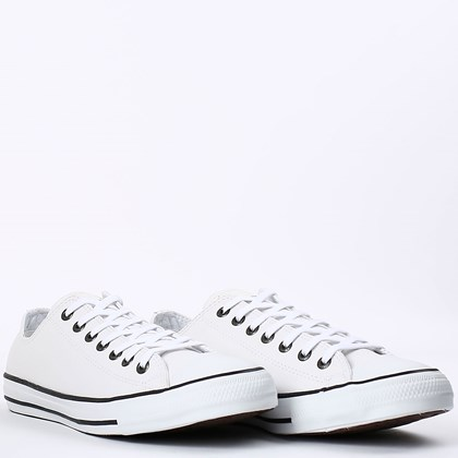 Tênis Converse Chuck Taylor All Star European Ox Branco CT06040001