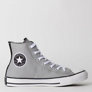 Tênis Converse Chuck Taylor All Star Hi Aluminio CT12220001