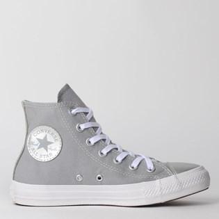 Tênis Converse Chuck Taylor All Star Hi Aluminio CT12640003