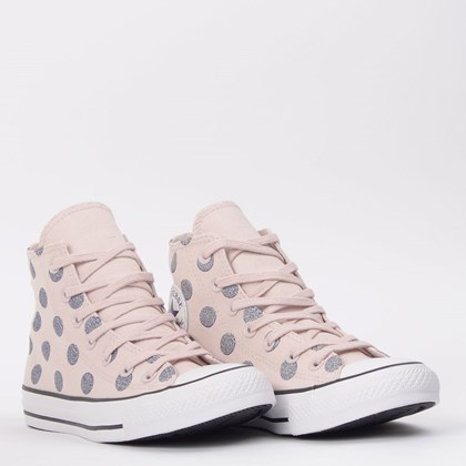 Tênis Converse Chuck Taylor All Star Hi Bege Areia CT15330002