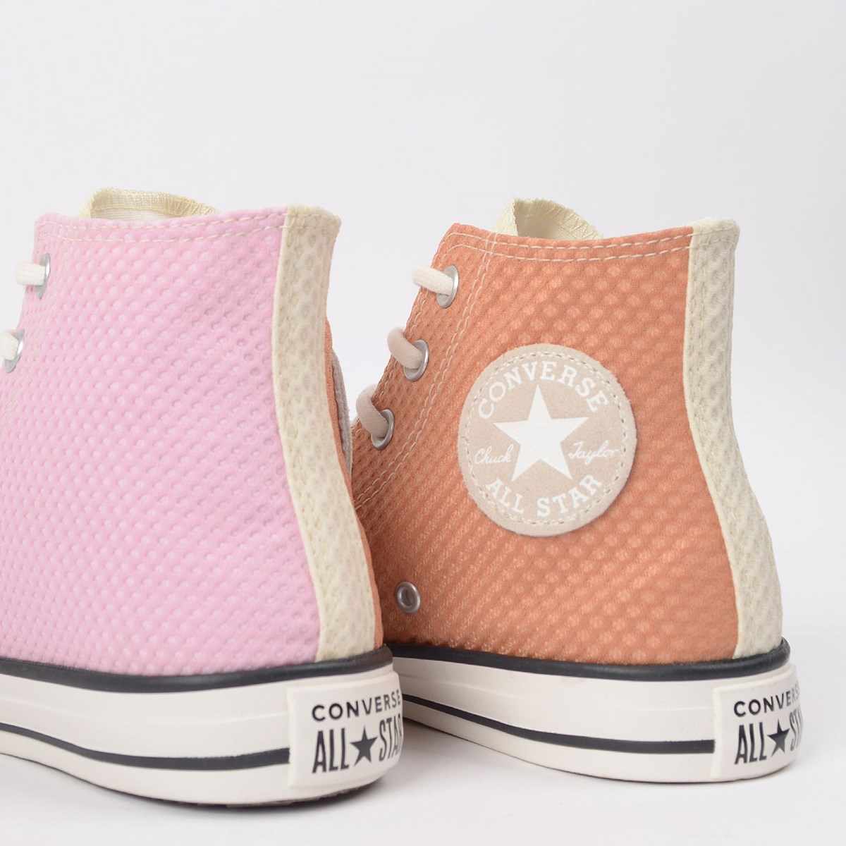 Tênis Converse Chuck Taylor All Star Hi Bege Gengibre CT14650001
