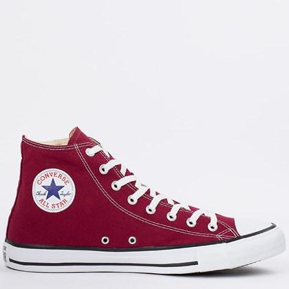 Tênis Converse Chuck Taylor All Star Hi Bordo CT00060008