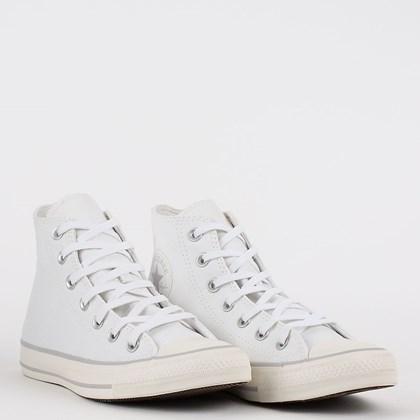 Tênis Converse Chuck Taylor All Star Hi Branco Branco CT17850001