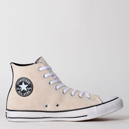 Tênis Converse Chuck Taylor All Star Hi Branco Velho CT11620002