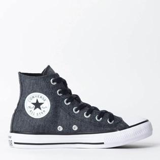 Tênis Converse Chuck Taylor All Star Hi Ferro CT04840001