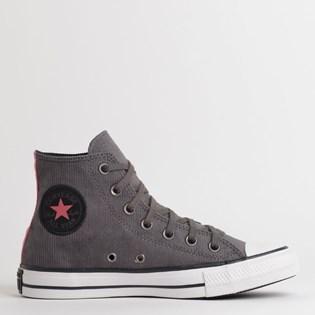 Tênis Converse Chuck Taylor All Star Hi Ferro Preto CT13460002