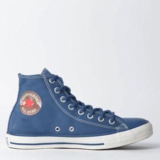 Tênis Converse Chuck Taylor All Star Hi Marinho CT11600002